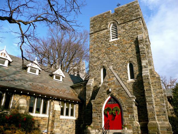 Bilingual Worship on St. Alban