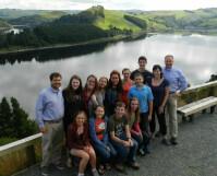 Wales pilgrims