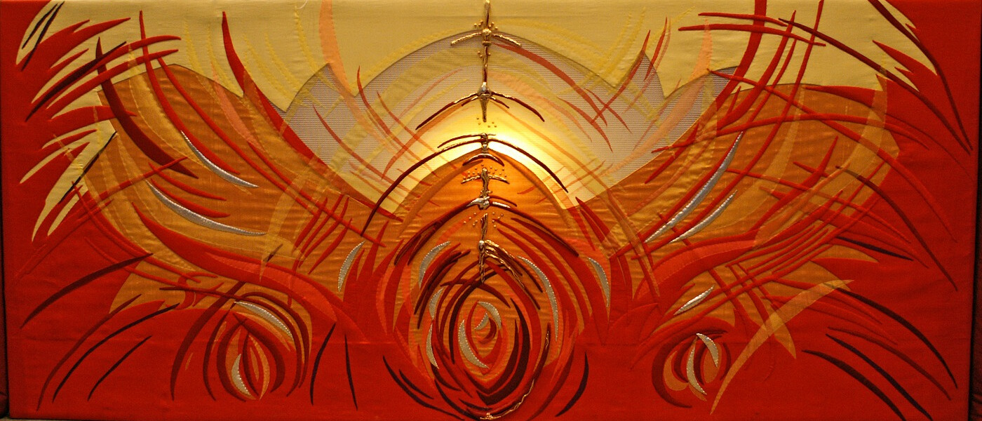 Bilingual Worship for Pentecost Sunday