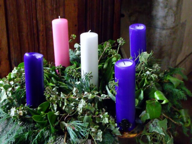 Advent Wreath Making & Potluck Supper
