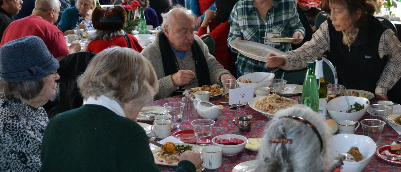 Community Christmas Midday Dinner