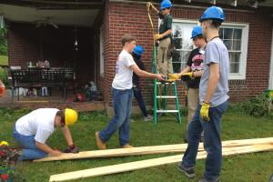 ASP ladders