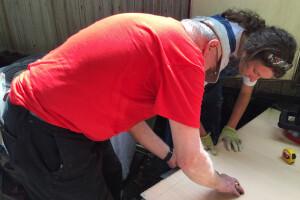 ASP sawing