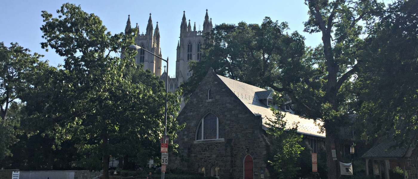 New Partnership with the National Cathedral