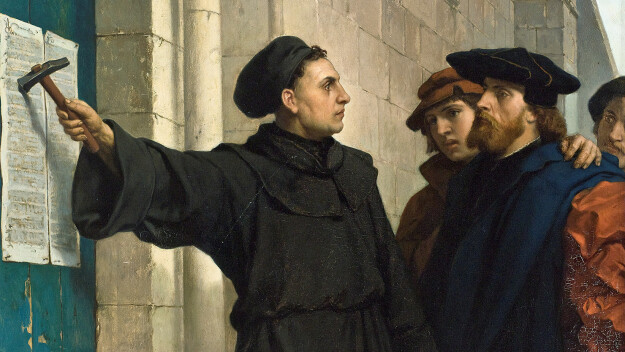 Forum: The Reformation--Christianity on the Brink