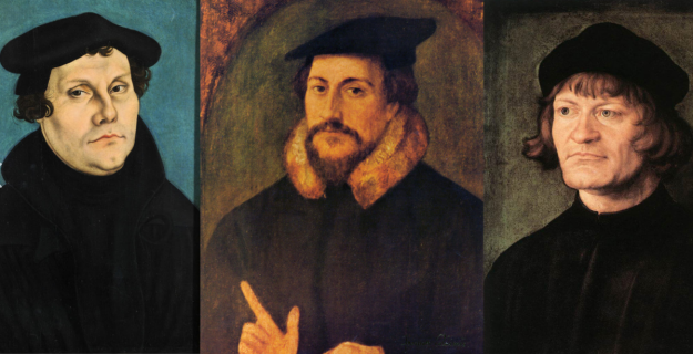 Forum: The Reformation--The Reformers