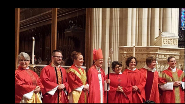 Gustafson Ordination