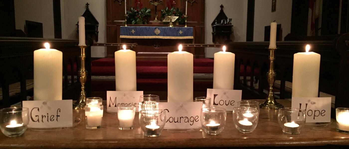 Advent Healing Eucharist