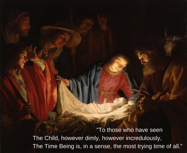 Forum: Incarnation--The story of Christ