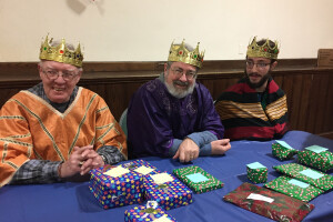 Tres Reyes 2017 three kings