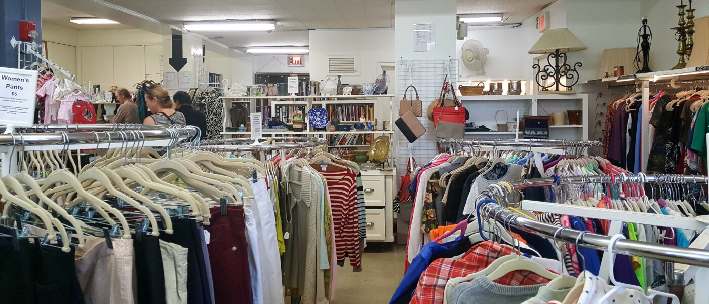 Op Shop Manager Needed