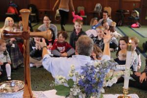 Childrens chapel story