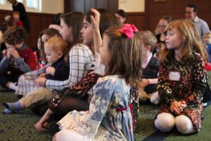 Childrens chapel 9