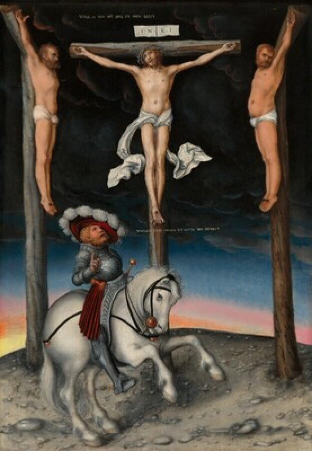 Forum: Lent and the Arts--Crucified