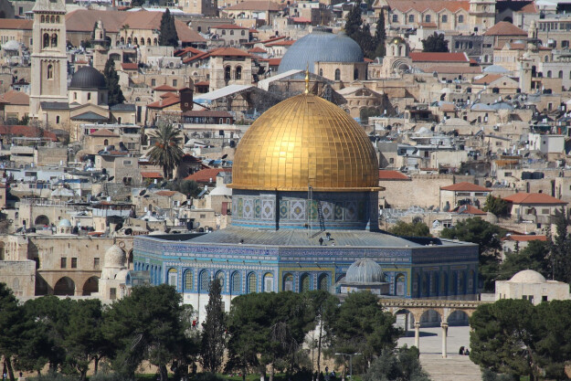 Holy Land Pilgrimage Discussion